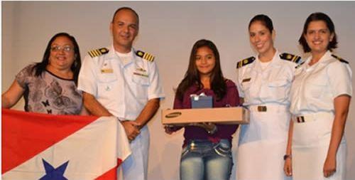 Marinha participa da 13ª Feira Brasileira de Ciências e Engenharia