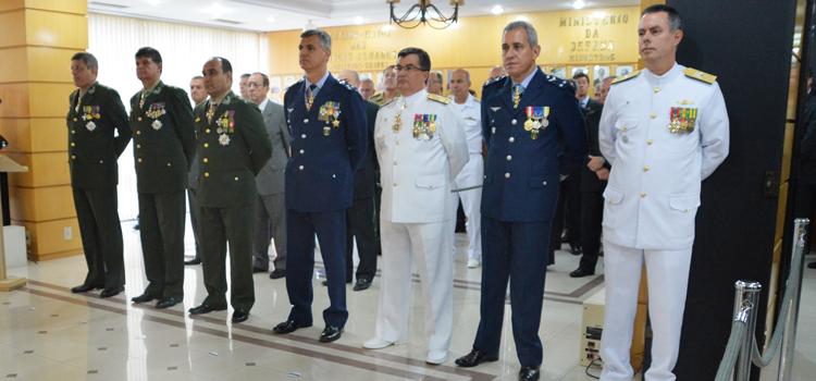 Governo federal investiu R$ 2,6 bilhões no setor de defesa para grandes eventos