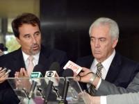 Ministro Occhi, da Integração Nacional, e senador Oto Alencar, da Bahia: Plano de revitalização da bacia do São Francisco