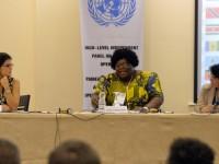 A discussão sobre a questão de gênero foi abordada no último dia do painel da ONU