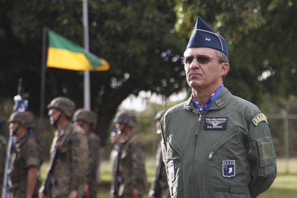 Terceira Força Aérea tem novo comandante