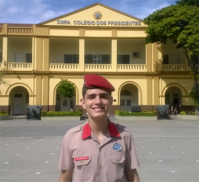 Aluno do Colégio Militar de Porto Alegre representará o Brasil em olimpíada internacional de Matemática