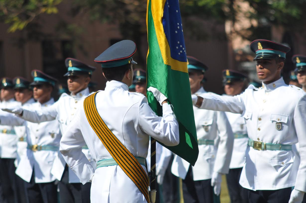 Concurso admissão à Escola Preparatória de Cadetes do Exército