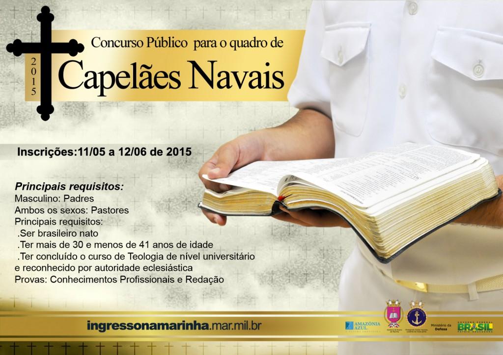 Capelao concurso marinha 2