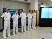 Solenidade foi realizada no Prédio Principal do Comando da Marinha, em Brasília