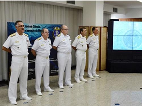 SecCTM comemora Dia da Ciência, Tecnologia e Inovação na Marinha