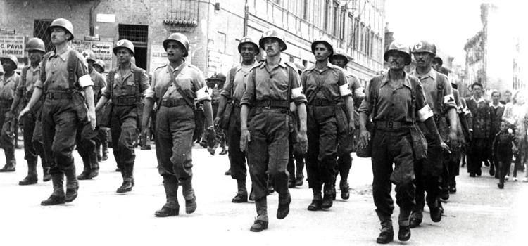 Mais de 25 mil soldados brasileiros foram enviados para o combate