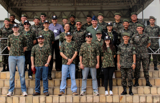 Gabinete do Comandante do Exército organiza viagem institucional