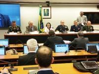 Ministro participa de audiência na Câmara dos Deputados