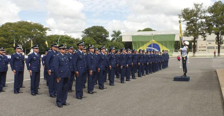 Mais de 600 militares atingem o primeiro posto do oficialato