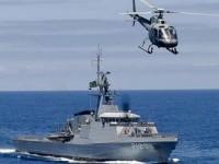 Foi a segunda vez que a Marinha participou da Operação Obangame: capacitação de militares africanos no patrulhamento do Golfo da Guiné