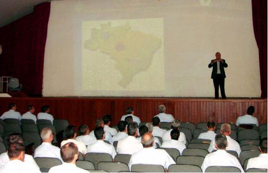 Preparação para reserva é tema de palestra do PAMA-LS