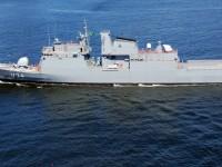Corveta Barroso terá como missão realizar interdições marítimas e capacitação da Marinha libanesa