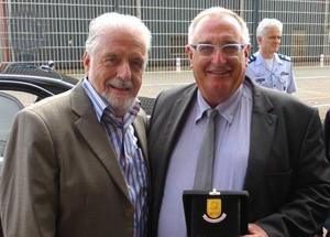 Ministro da Defesa foi recebido pelo diretor-executivo da DCNS, Hervé Guillou