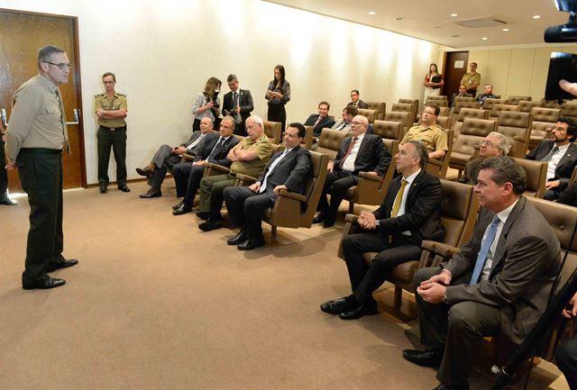 Ministério das Cidades poderá utilizar tecnologia da Engenharia do Exército no controle de suas obras