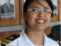 Capitão de Corveta Carla Daniel
