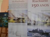 Painéis mostram a história e o desenrolar do conflito