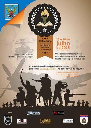 II Olimpíada de História Militar e Aeronáutica da AFA