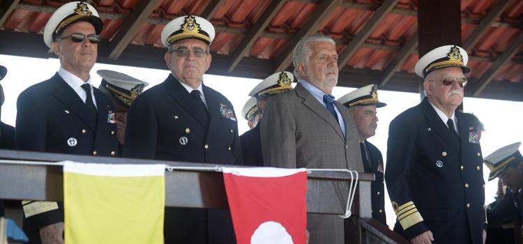 Ministro Jaques Wagner destacou o processo de modernização pelo qual a Força Naval vem passando
