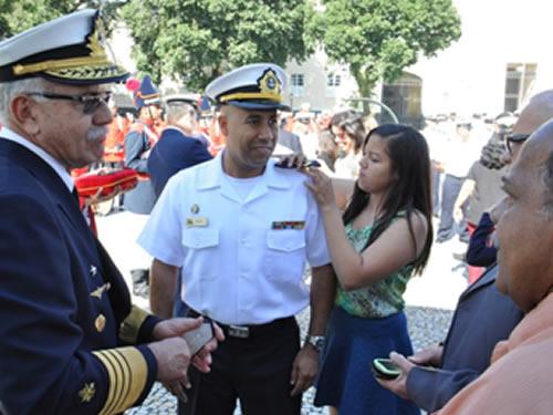 Fortaleza de São José realiza cerimônia alusiva aos 150 anos da Batalha Naval do Riachuelo