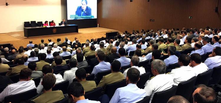 Segurança e Defesa são temas de debate na Câmara dos Deputados