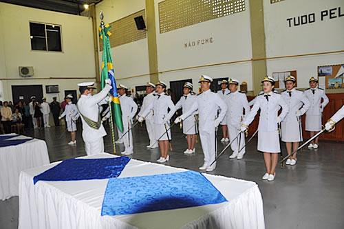 Comando do 6º DN forma mais uma turma de Oficiais do Serviço Militar Voluntário