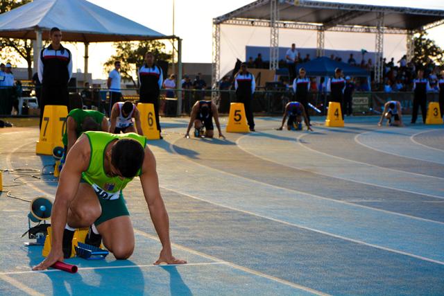 Atletismo valoriza o espírito competitivo nos Jogos Desportivos do Exército 2015