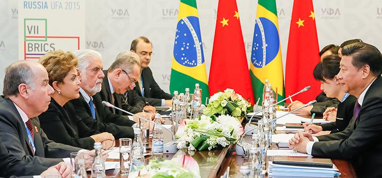 Na reunião dos BRICS, ministro Wagner destaca criação do Novo Banco de Desenvolvimento (NBD)