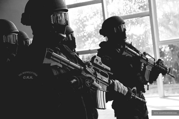 Militar da FAB conclui curso no Batalhão de Operações Especiais do RJ