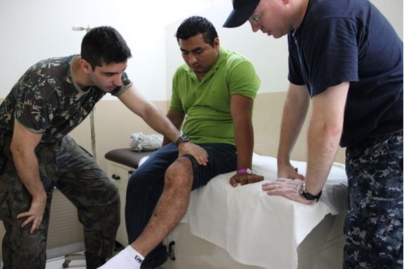 Experiência logística em saúde será o maior aprendizado no intercâmbio