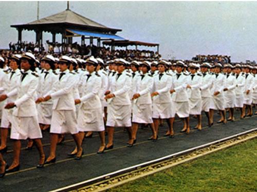 35° Aniversário de Ingresso das Mulheres na Marinha do Brasil