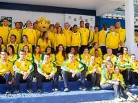 123 atletas militares participarão no Pan-Americano do Canadá