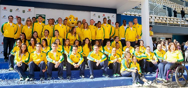 Brasil terá 123 atletas militares no Pan-Americano do Canadá