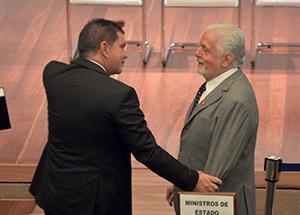 Jaques Wagner participou do evento junto com ministros