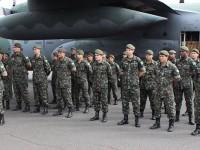 Ministro da Defesa do Paraguai agradeceu o apoio dos brasileiros nas ações DQBRN durante visita do Papa
