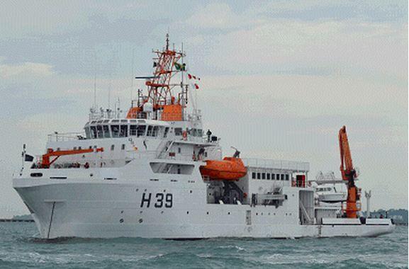 """Brasil recebe navio de pesquisa para a """"Amazônia Azul"""""""