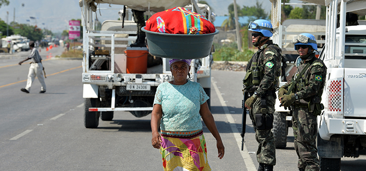 Governo brasileiro manifesta-se sobre primeiro turno das eleições no Haiti