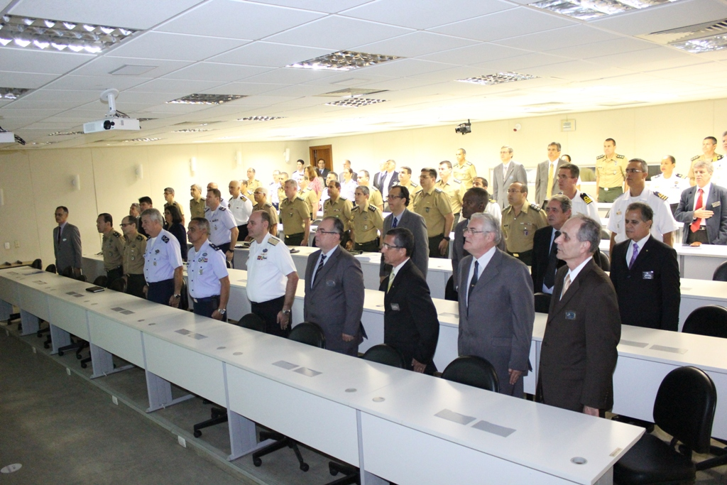 CEMC 2015: início do Curso de Estado-Maior Conjunto
