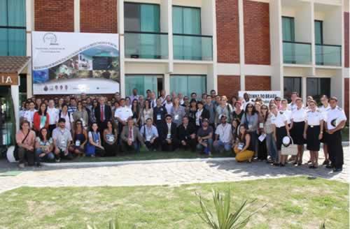 Evento do Instituto de Estudos do Mar Almirante Paulo Moreira reúne mais de 100 cientistas de diversos países