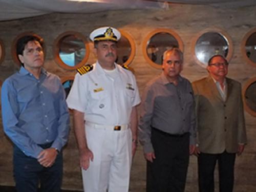 Sociedade Amigos da Marinha no Recife tem novo presidente