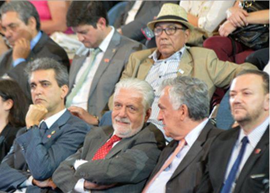 Ministros participam do lançamento do Dialoga Brasil