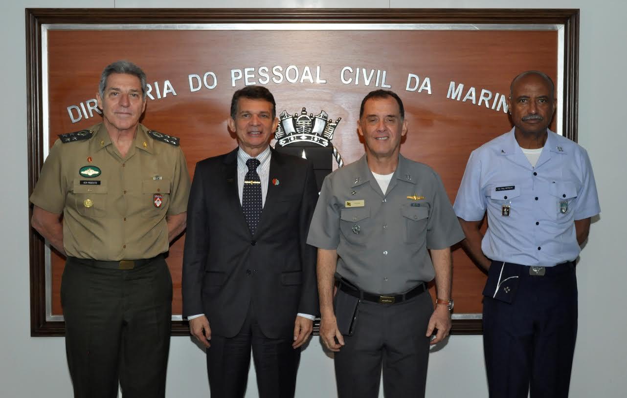Reunião dos Diretores-Gerais de Pessoal das Forças Armadas