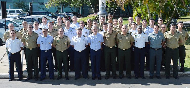 O 23º contingente se prepara para integrar a Missão das Nações Unidas para Estabilização do Haiti