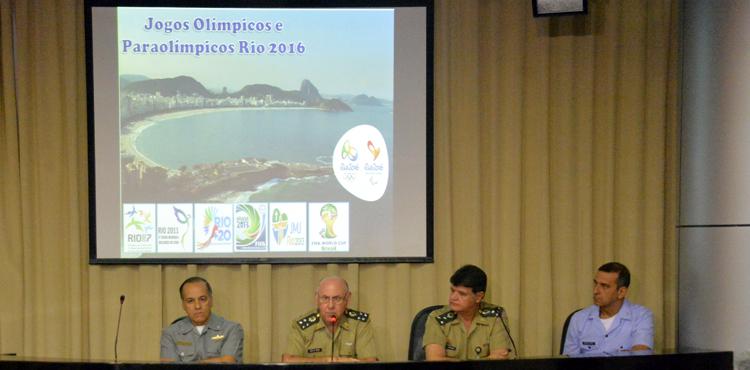 O legado inclui a formação de atletas, que por meio de federações esportivas, poderão utilizar das modernas instalações das Forças Armadas
