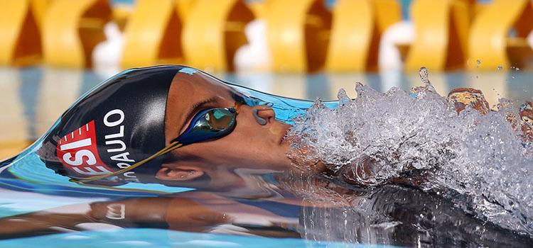 A sargento da Marinha Etiene Medeiros é uma das 286 atletas que irão representar o Brasil nos 6º Jogos Mundiais Militares - Foto: Sátiro Sodre/CDBA