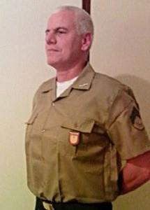 Juan irá integrar a primeira delegação de paratletas militares dos JMM - Foto: arquivo pessoal