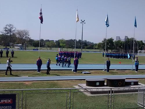 Escola Naval participa da 49ª NAVAMAER