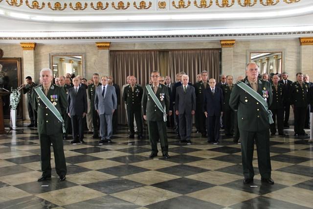 Departamento de Educação e Cultura do Exército realiza Passagem de Chefia