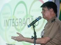 O chefe da AEGE, general Linhares, disse que o Seminário serve para atualizar as atividades da Defesa
