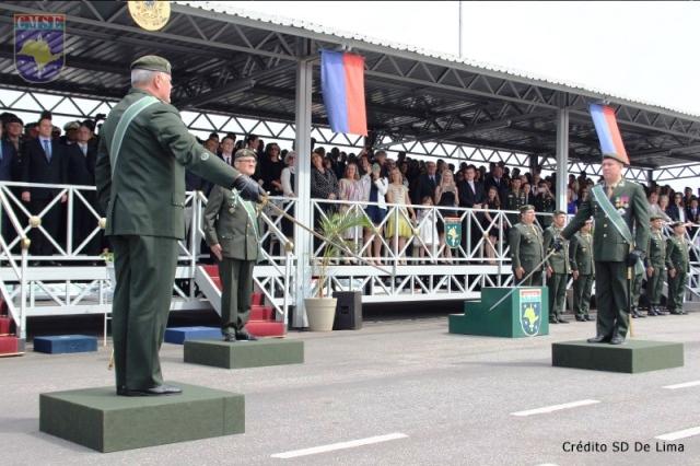 Comando Militar do Sudeste tem novo Comandante